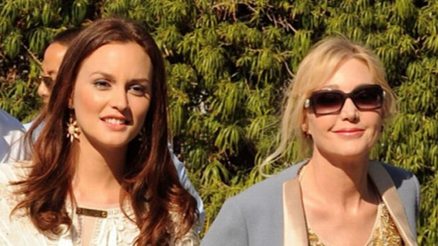 Leighton Meester mother