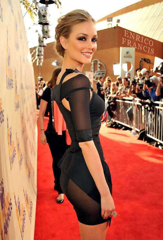 Leighton Meester dress