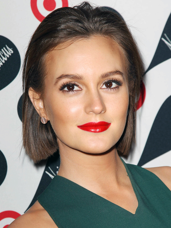 leighton meester style make up fashion dresses